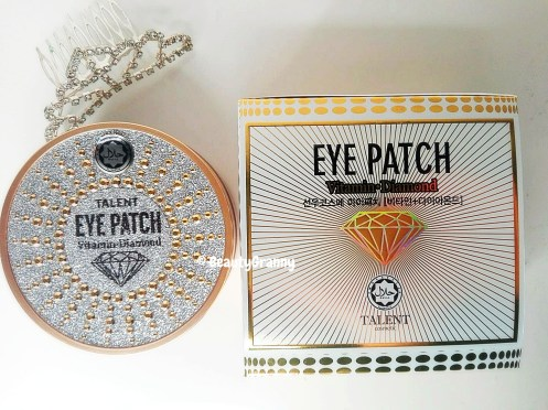 SUNWOO COSME Vitamin + Diamond Eye Patch