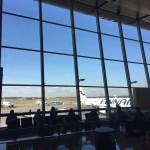 フィンランド航空でブリュッセルへ