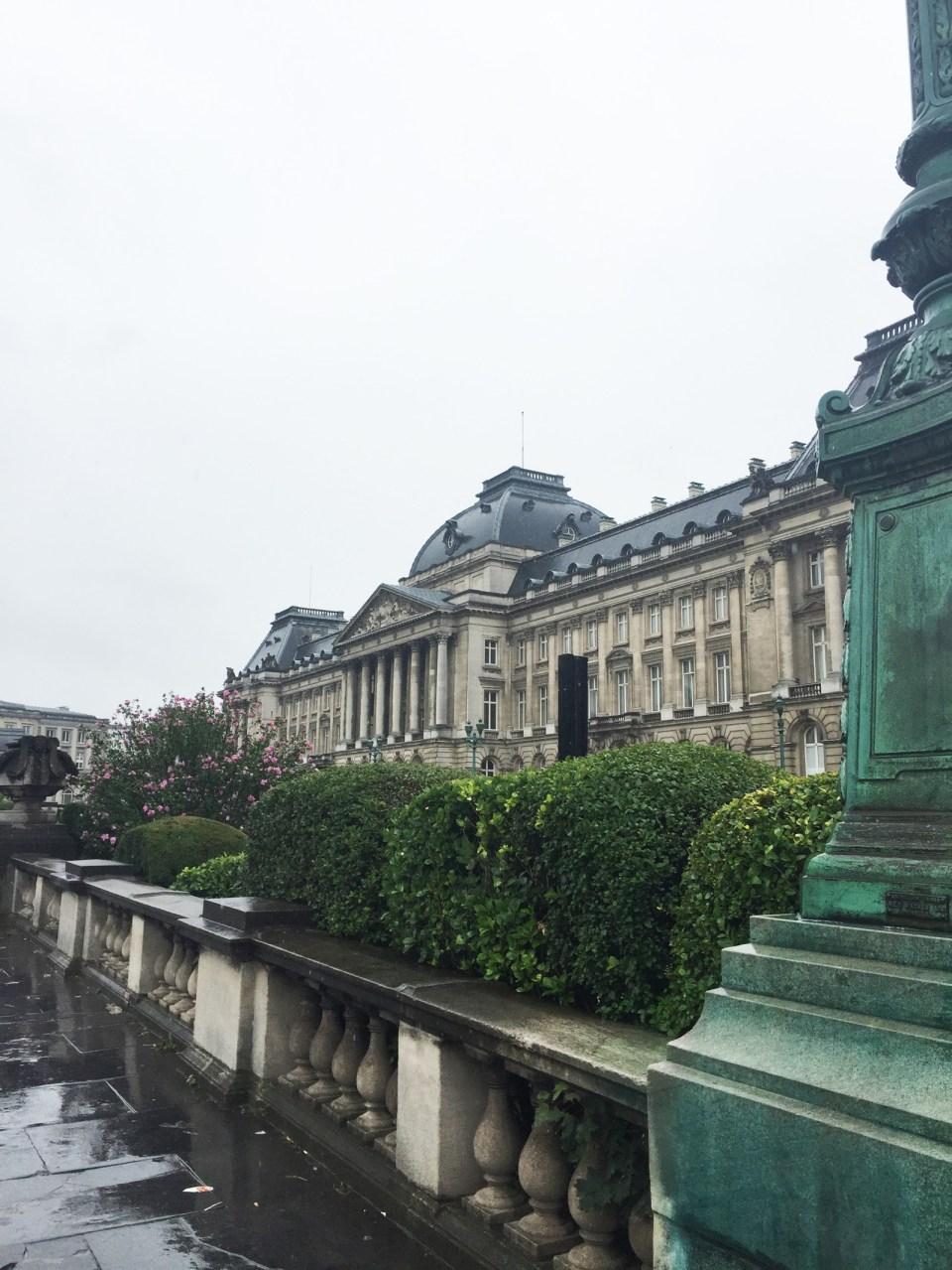 ベルギー王宮一般公開