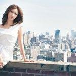 紗栄子がイメージモデルの「Miche Bloomin」のマスカラとアイライナー