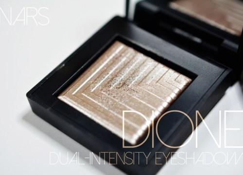 nars dual intensity eyeshadow DIONE