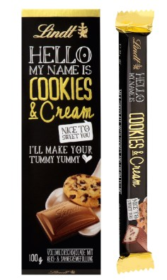HELLO クッキー&クリーム