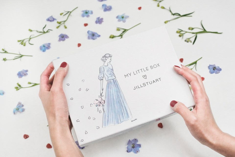 2017年5月のMY LITTLE BOX  JILL STUARTコラボ