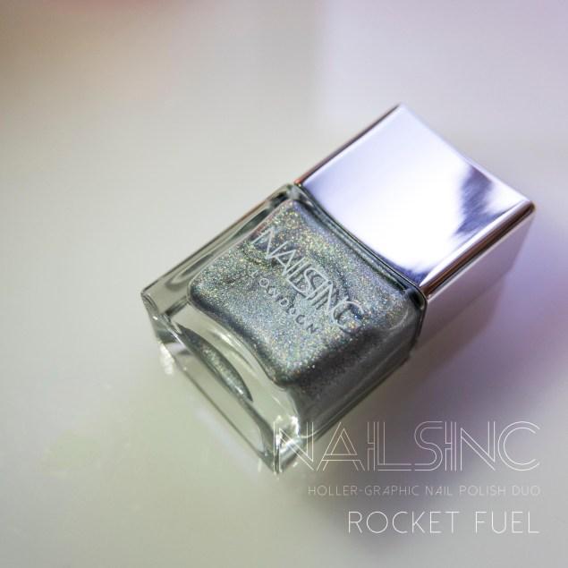 ホログラフィック デュオ キット Rocket Fuel