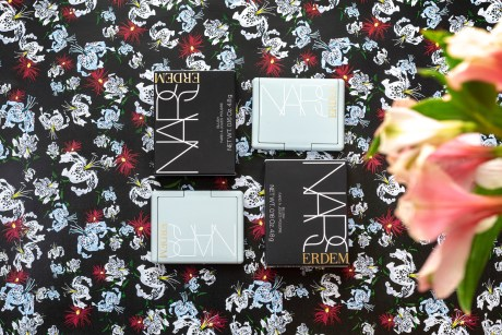 ERDEM FOR NARS STRANGE FLOWERS COLLECTION