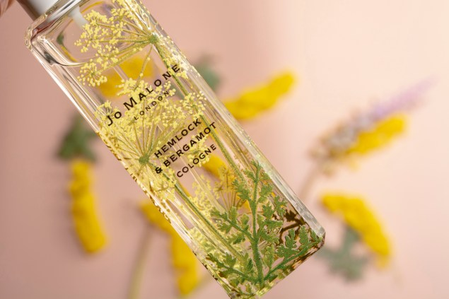 jomalone-WildFlower & Weeds ヘムロック&ベルガモット
