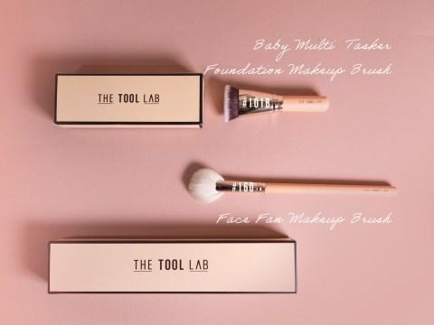 the tool lab MULTI TASKER Foundation Makeup Brush