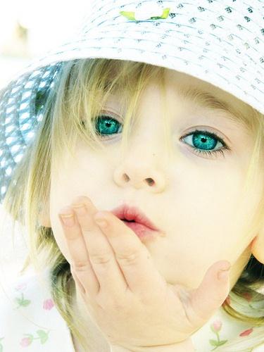 صور عيون حلوه عيون الاطفال الساحره صور جميلة
