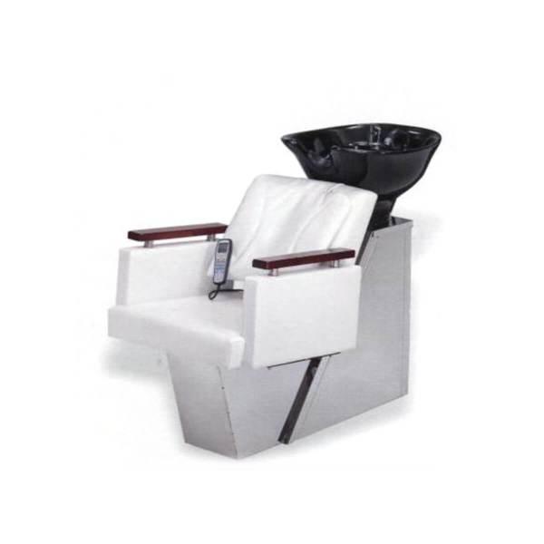 Λουτήρας Μαύρο Κάθισμα με Λευκή ή Μαύρη Λεκάνη 5521