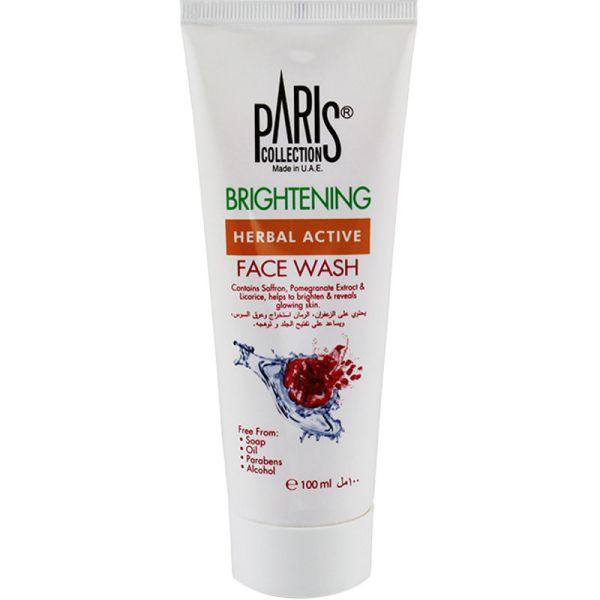 paris+collection+brightening+face+wash+papaya