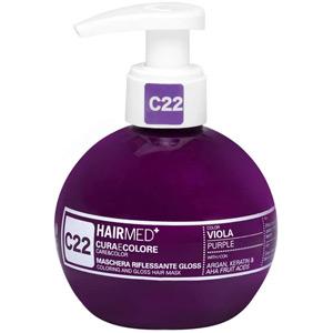 C22 PURPLE CARE & COLOR GLOSS MASK 200ml