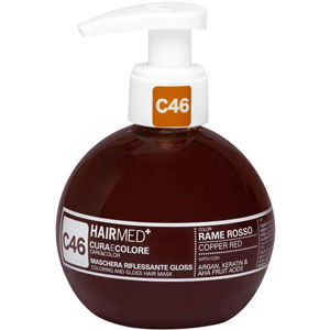 C46 COPPER RED CARE & COLOR GLOSS MASK 200ml