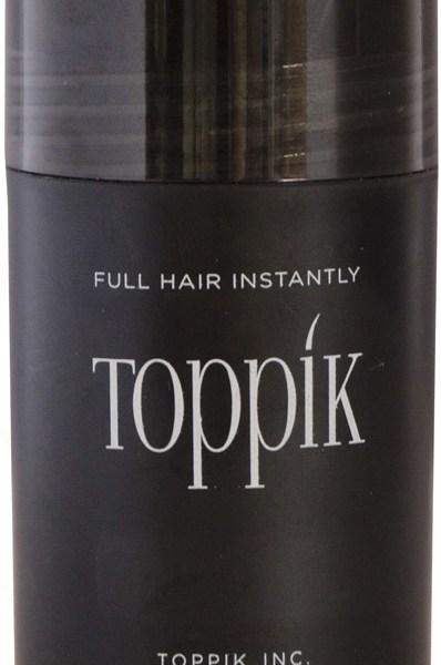TOPPIK HAIR BUILDING FIBERS (ΓΚΡΙΖΟ)