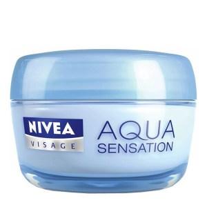 Nivea Aqua Sensation Cremă de zi hidratantă 50ml