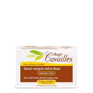 Roge Cavailles Sapun surgras extra-delicat cu Migdale verzi pentru piele sensibila 250g