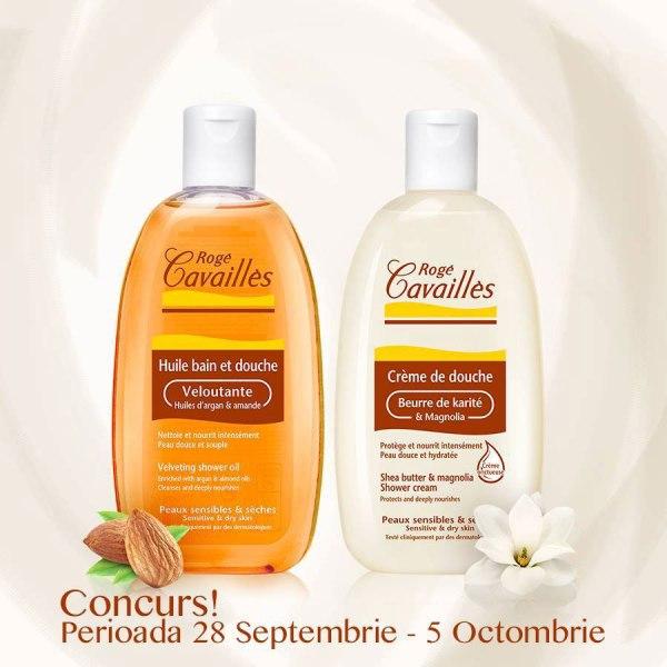 Câștigători concurs Roge Cavailles 28 septembrie – 5 octombrie