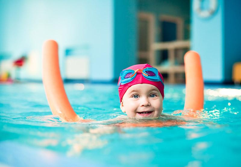 Kinetoterapia și activitatea acvatică la copii