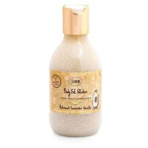 Sabon Săpun lichid exfoliant Paciulie - Lavandă - Vanilie 300ml