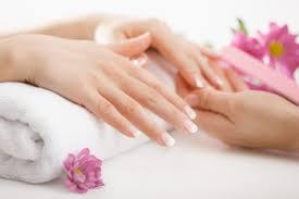copertura in gel manicure