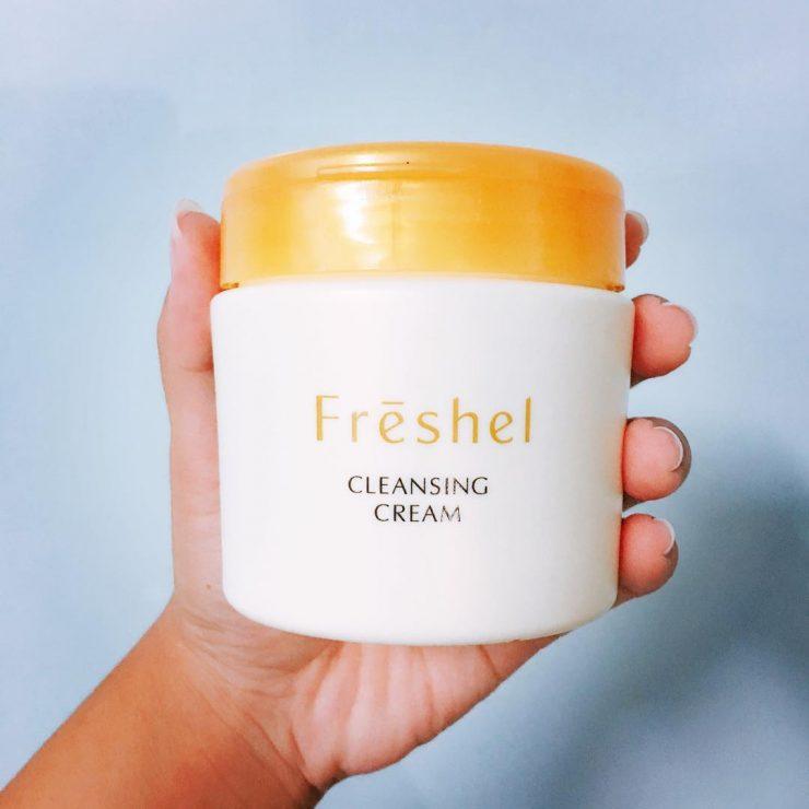 想用卸妝產品療癒自己!那就用Kanebo佳麗寶Freshel膚蕊卸妝按摩霜幫自己充電' | BU UP -Beauty Upgrade-