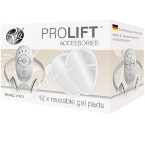 Rio ProLift gelpads voor TFAC2 wellness 12 stuks