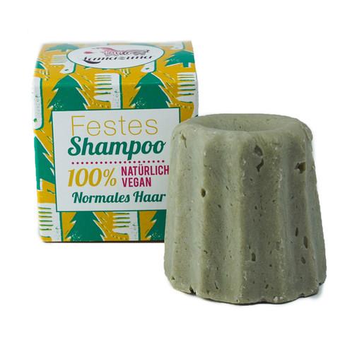 Vaste shampoo zilverspar, 55 g 55 g