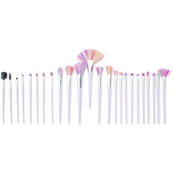 Unicorn Make-up Brush Collection