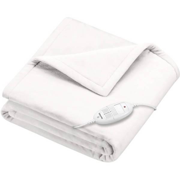 Beurer HD75 Elektrische deken 100 W Wit