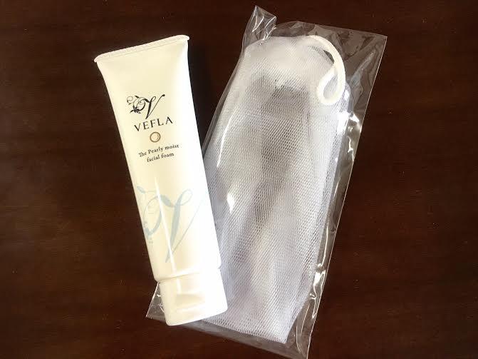 VEFLA洗顔フォーム