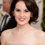BEVERLY HILLS, CA - JANUARY 12:  Actress Michelle Dockery attends the 71st Annual Golden Globe Awards held at The Beverly Hilton Hotel on January 12, 2014 in Beverly Hills, California.  (Photo by Jason Merritt/Getty Images)