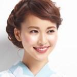 資生堂トップヘア&メーキャップアーティスト 鎌田由美子の360度 大人Cuteな浴衣ヘア&メーキャップ