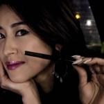 フジテレビ系 人気リアリティ番組にも出演!山中美智子さんがメイベリン ニューヨークの人気No.1アイライナー「ハイパーシャープ ライナー シリーズ」のショートムービーに出演
