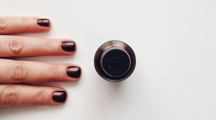 OPI nail polish Espresso Your Style Liz Hover