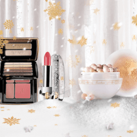 Guerlain Holiday Makeup Collection: Winter Fairy Tale