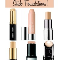 Fast and Fabulous Stick Foundations!