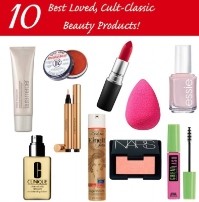 Top 10 Cult-Beauty Favorites; how many do you own?