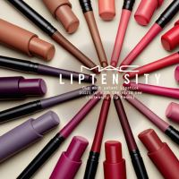 More to love...MAC's new Liptensity Lipstick and Lip Liners!