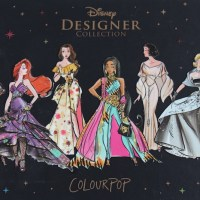 ColourPop X Disney Designer Collection...Magical!