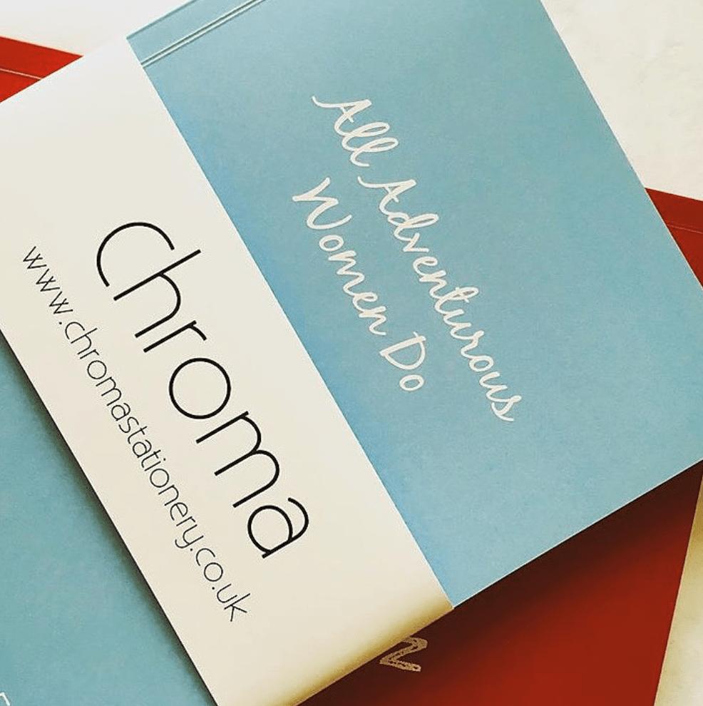 Chroma Stationery Notebook