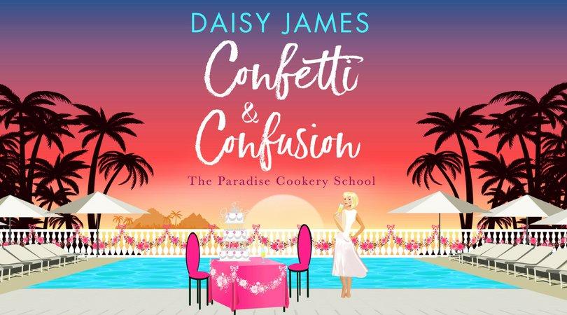 Confetti & Confusion Book Cover
