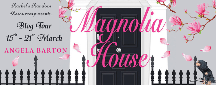 Magnolia House Blog Tour Banner