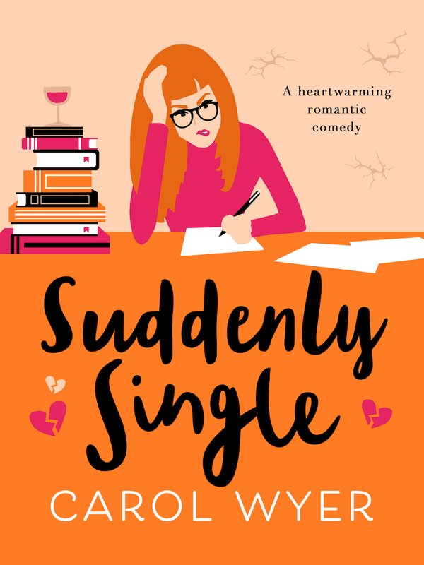 Suddenly Single Book Cover