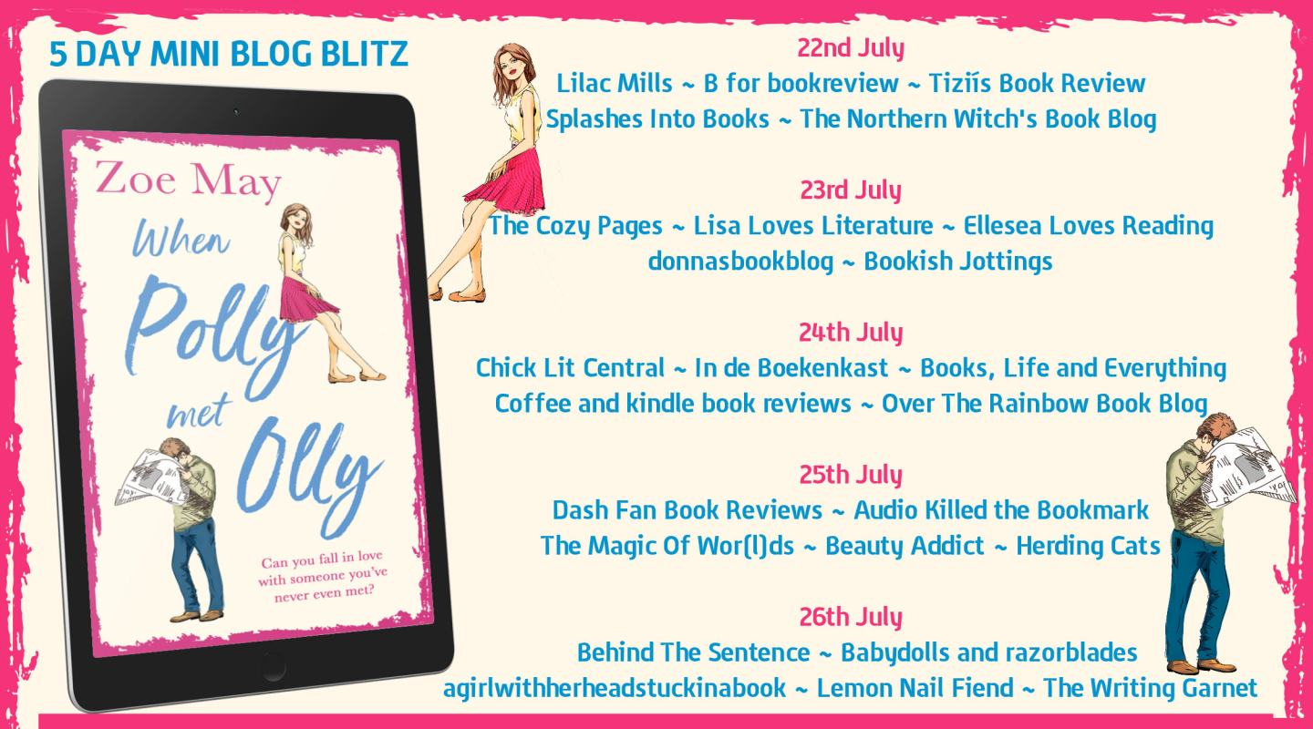 When Polly Met Olly Blog Blitz Details