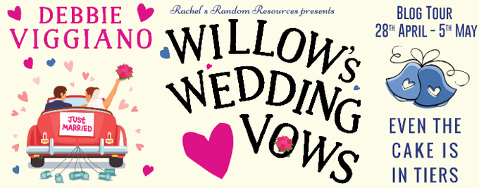 Willow's Wedding Vows Blog Tour