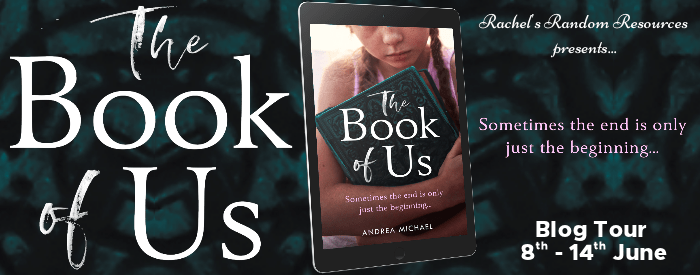 The Book of Us Blog Tour Banner