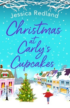 Christmas at Carly's Cupcakes Book Cover