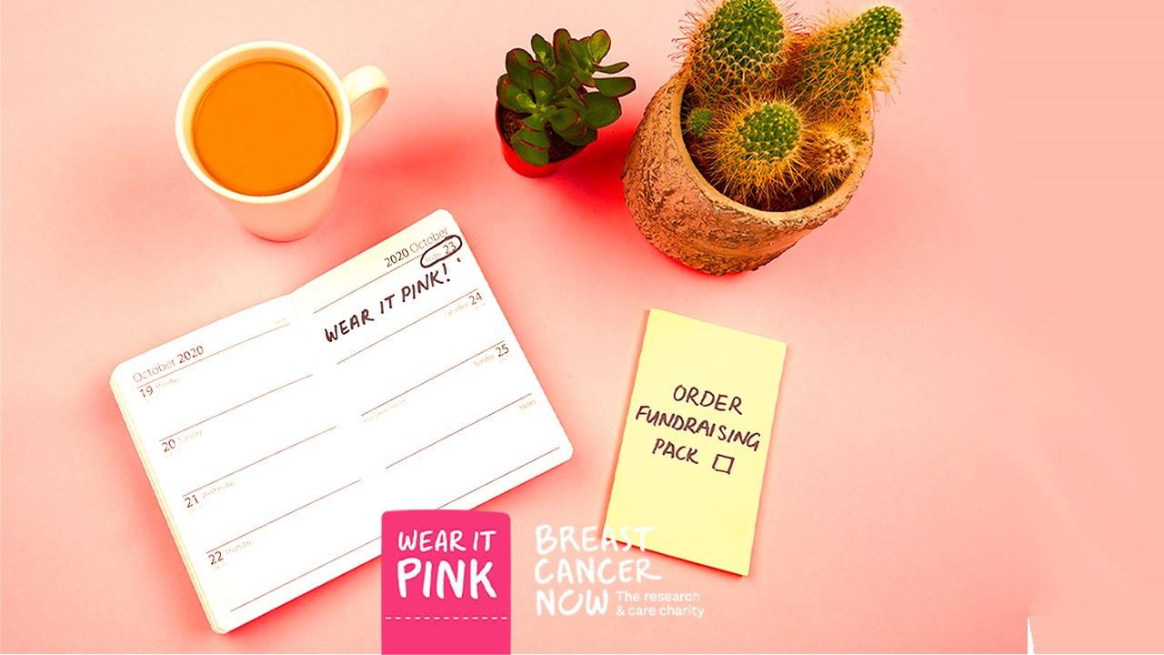 Wear it Pink Reminder