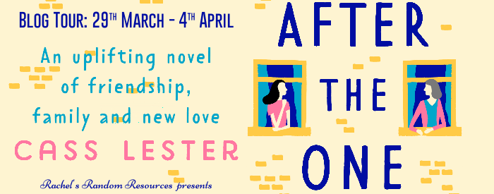 After The One Blog Tour Banner