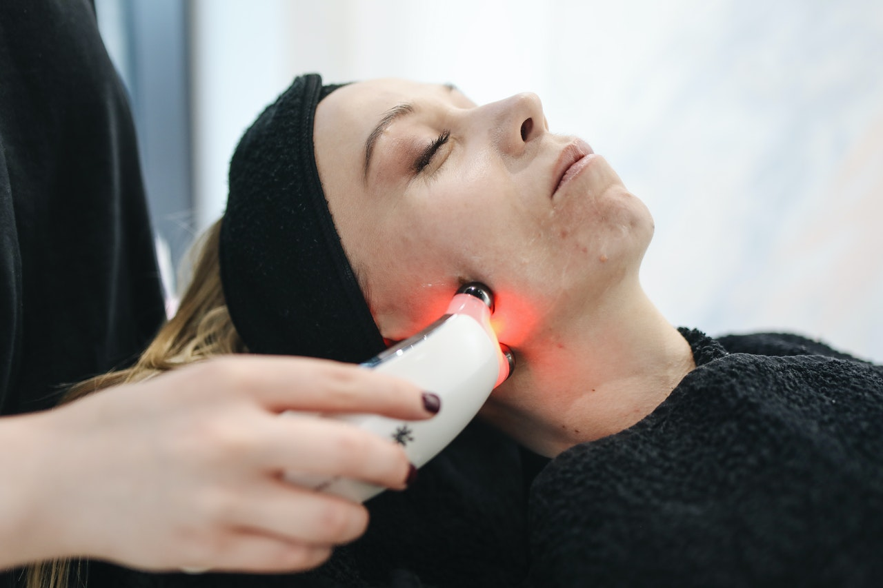 Thermage FLX treatment