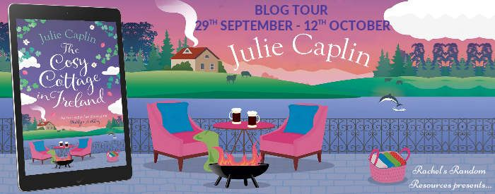 cosy Cottage in Ireland Blog Tour Banner